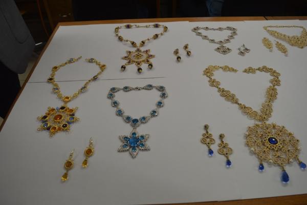 Vino&gioielli nell'antichità e nella storia dell'uomo