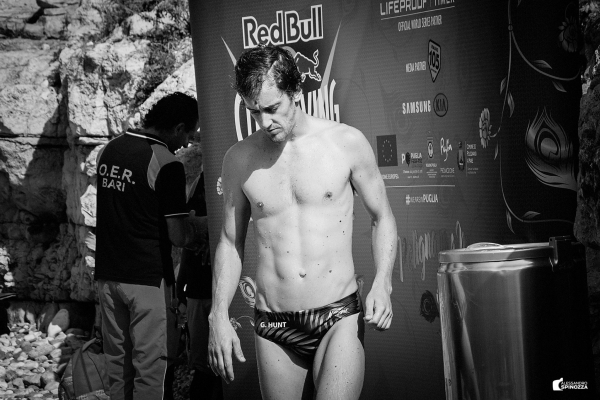 Red Bull Cliff Diving: tuffo finale a Polignano a Mare