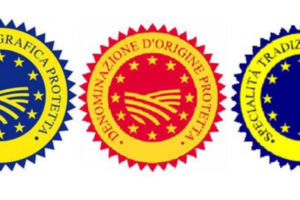 Italia regno di DOP e IGP