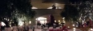 L'accoglienza al Vivosa Apulia Resort