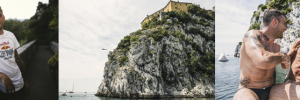 Red Bull Cliff Diving approda in Italia