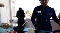 Benessere e gusto: show cooking al Vivosa