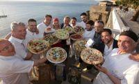 Napoli, una pizza per l'estate